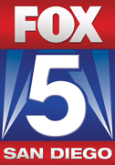 Logo: Media Sponsor - Fox 5 San Diego