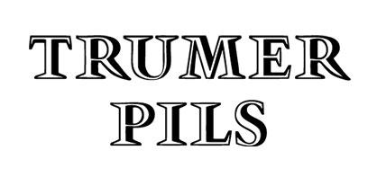 Trumer Pils - Beer Sponsor