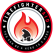 Logo: SAN DIEGO FIREFIGHTERAID